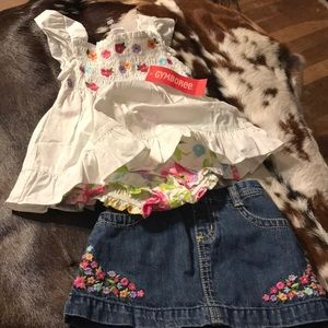 Gymboree sz 18-24 month NEW 3pc outfit